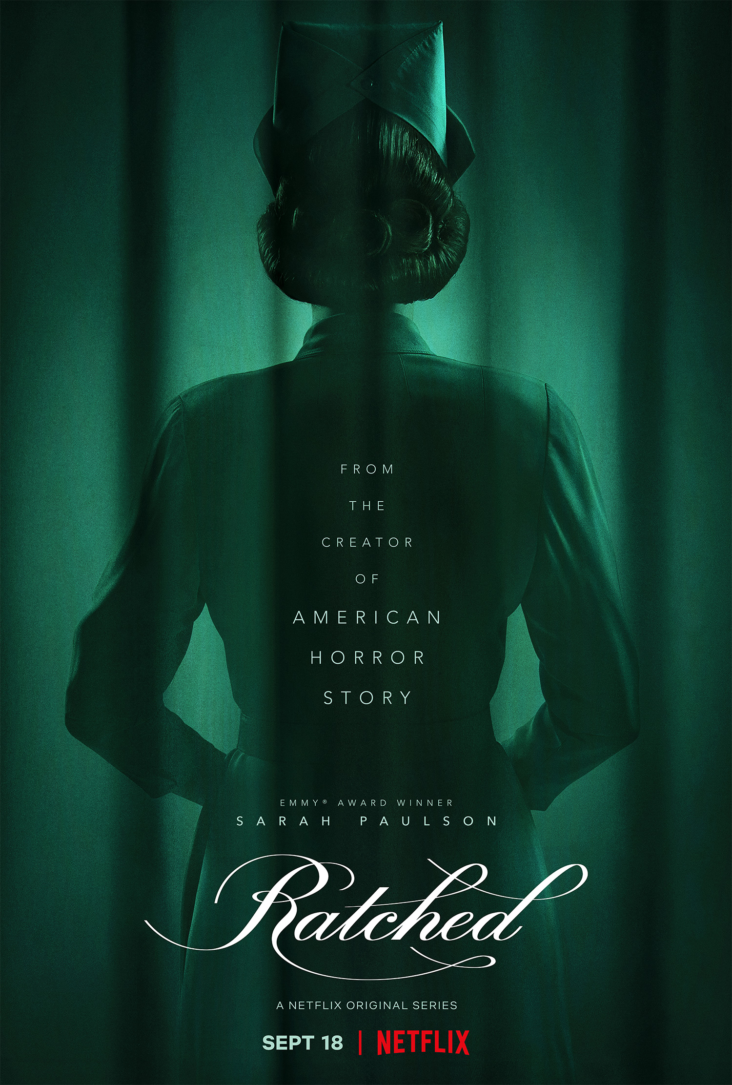 First Look: Netflix Ratched Starring Sarah Paulson