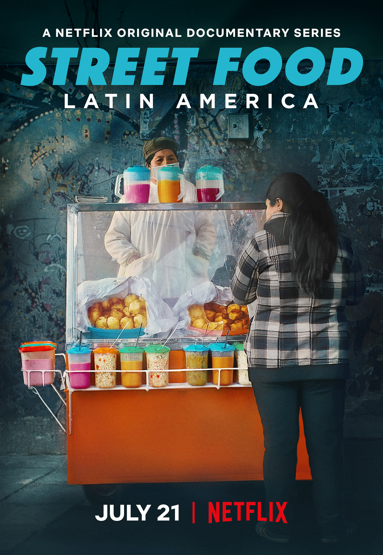 New Show: Netflix's Street Food Latin America
