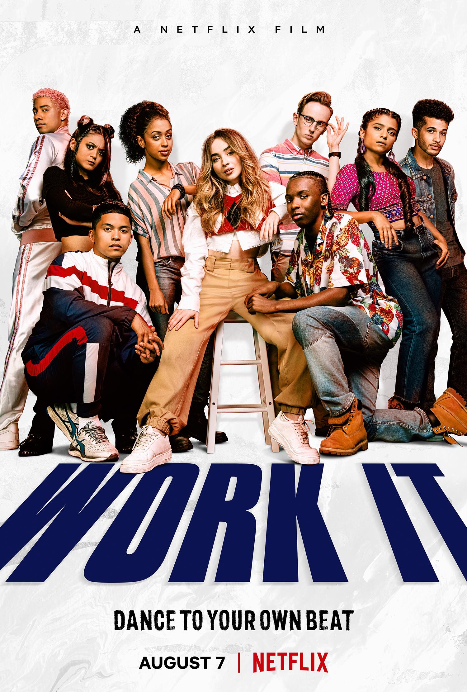 New Movie: Netflix's Work It Starring Sabrina Carpenter