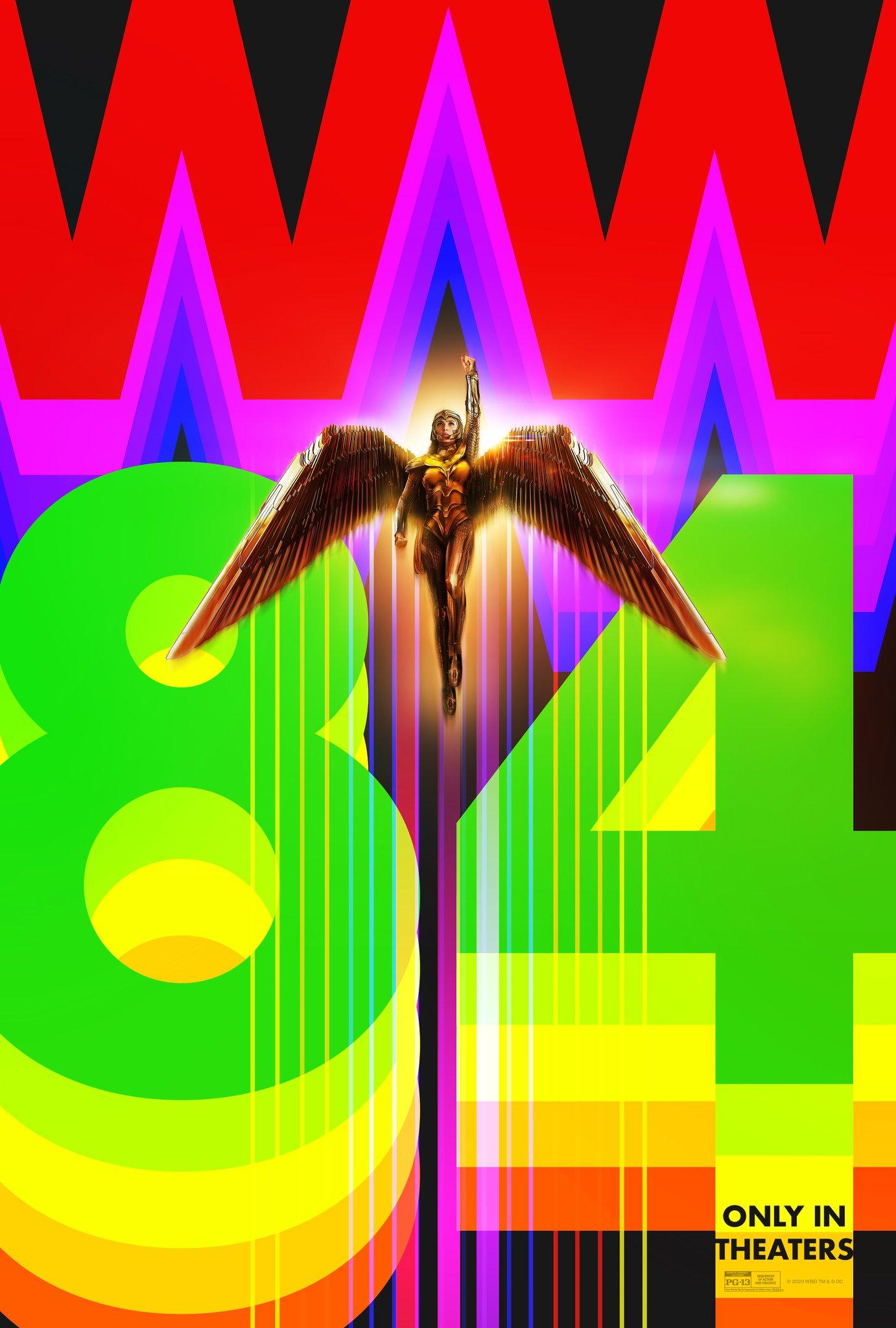 Wonder Woman 1984 / Trailer #2 Debuts at DC FanDome