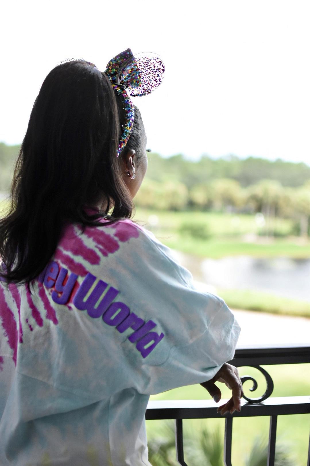 My Style: Disneyland Tie-Dye Spirit Jersey