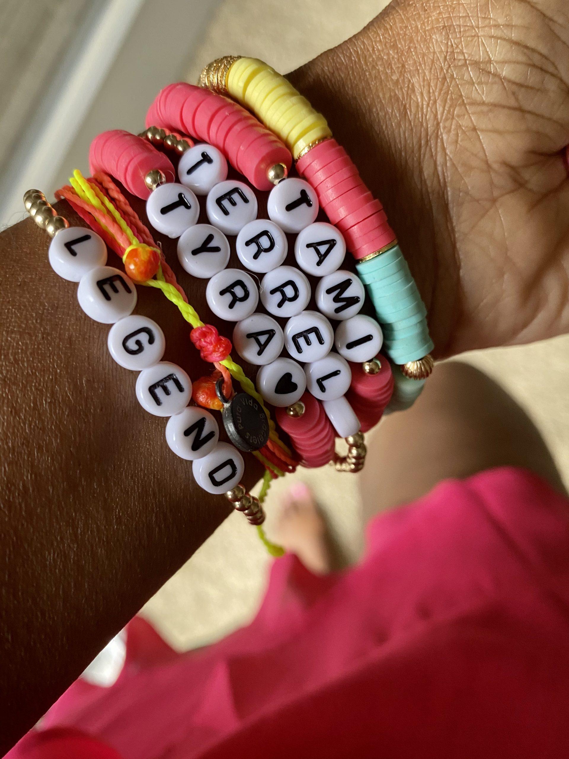 My Bowood Lane Name Bracelets
