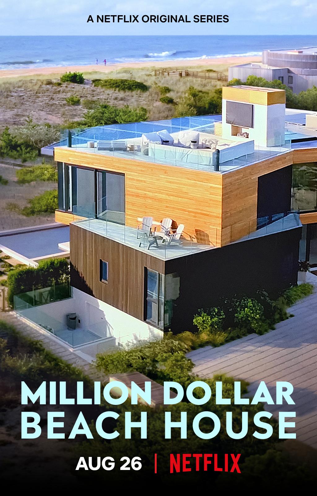 New On Netflix: Million Dollar Beach House