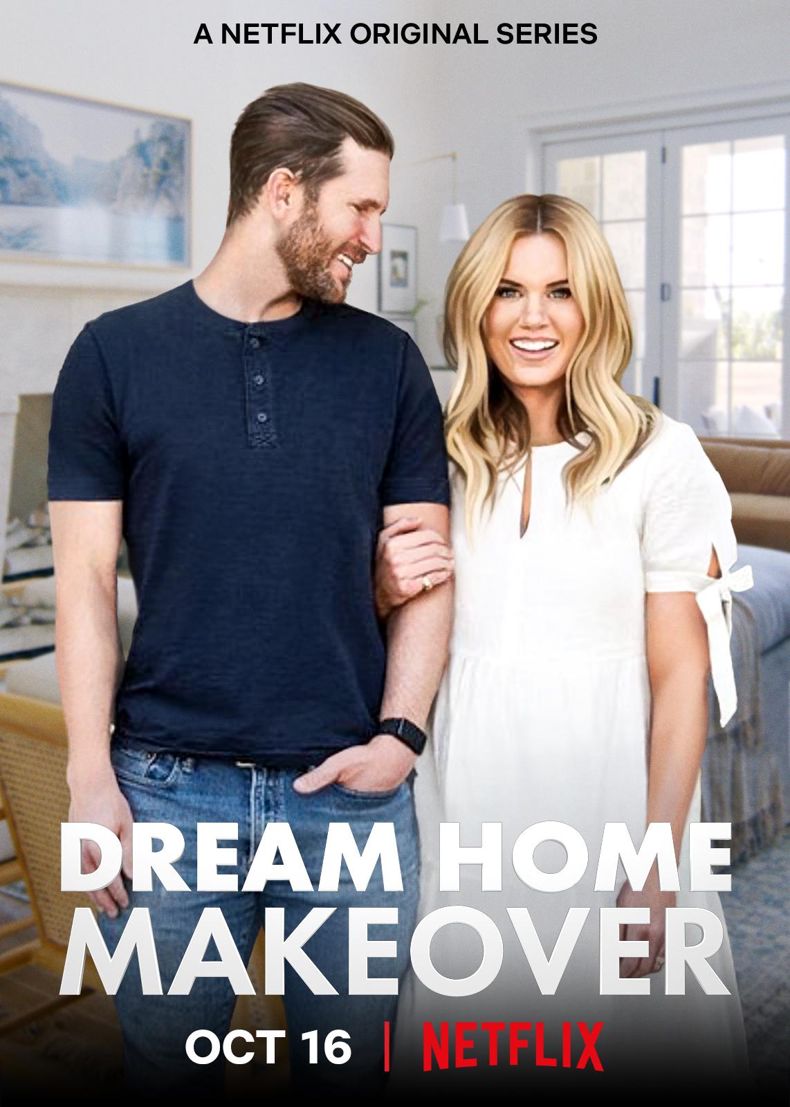 Netflix Original Series: Dream Home Makeover