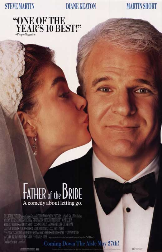 New Movie: Netlfix's Father Of The Bride Part 3(ish)