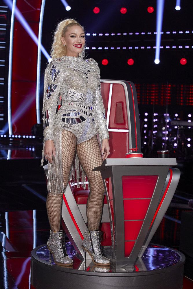 Wardrobe Breakdown: Gwen Stefani On The Voice Season 19