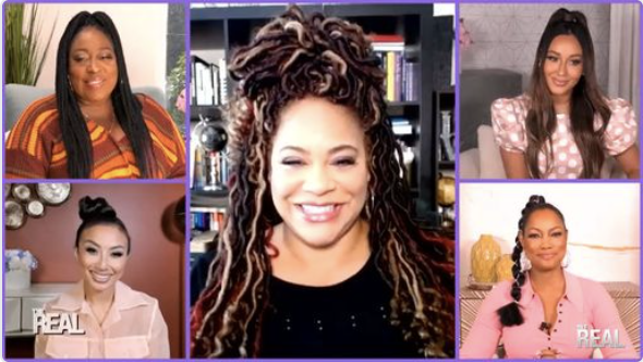 """THE REAL: Who Would Tell Their Co-Host If They Don't Like Their Bae? And, Kim Coles On A """"Living Single"""" Reboot!"""