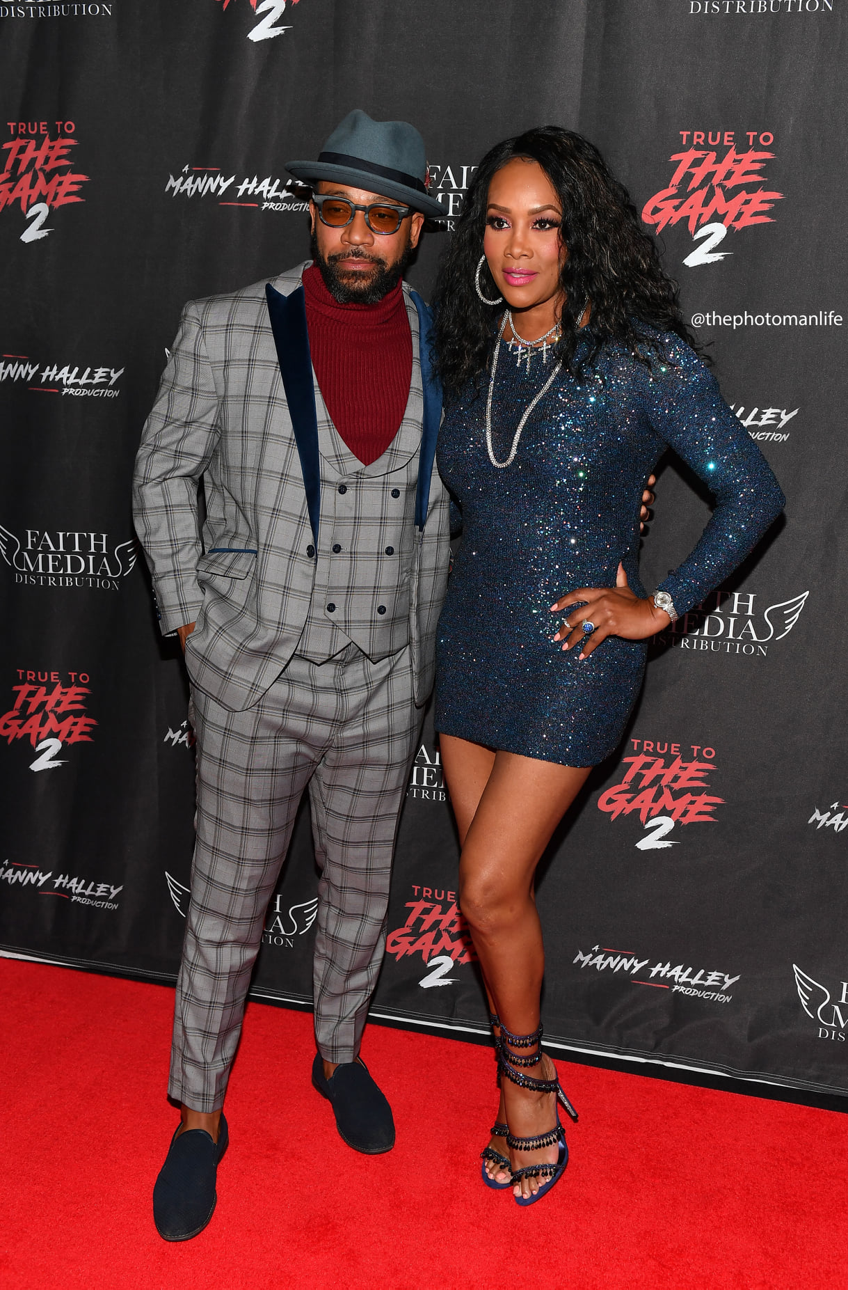 Red Carpet Premiere: True To The Game 2 In Atlanta