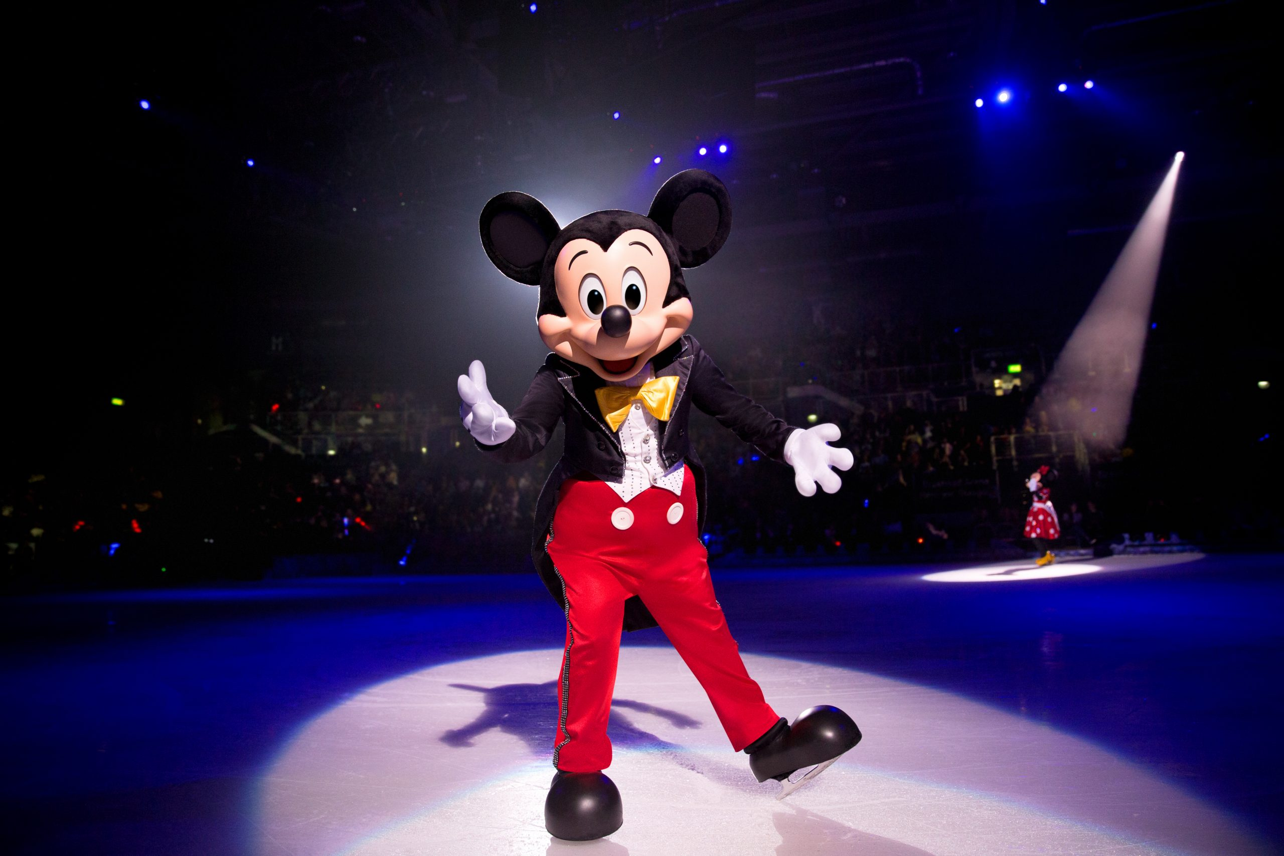 Disney On Ice Presents Dream Big Across The United States