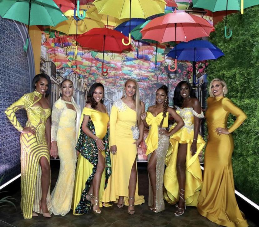 Wardrobe Breakdown: 'The Real Housewives Of Potomac' Reunion Show Season 5