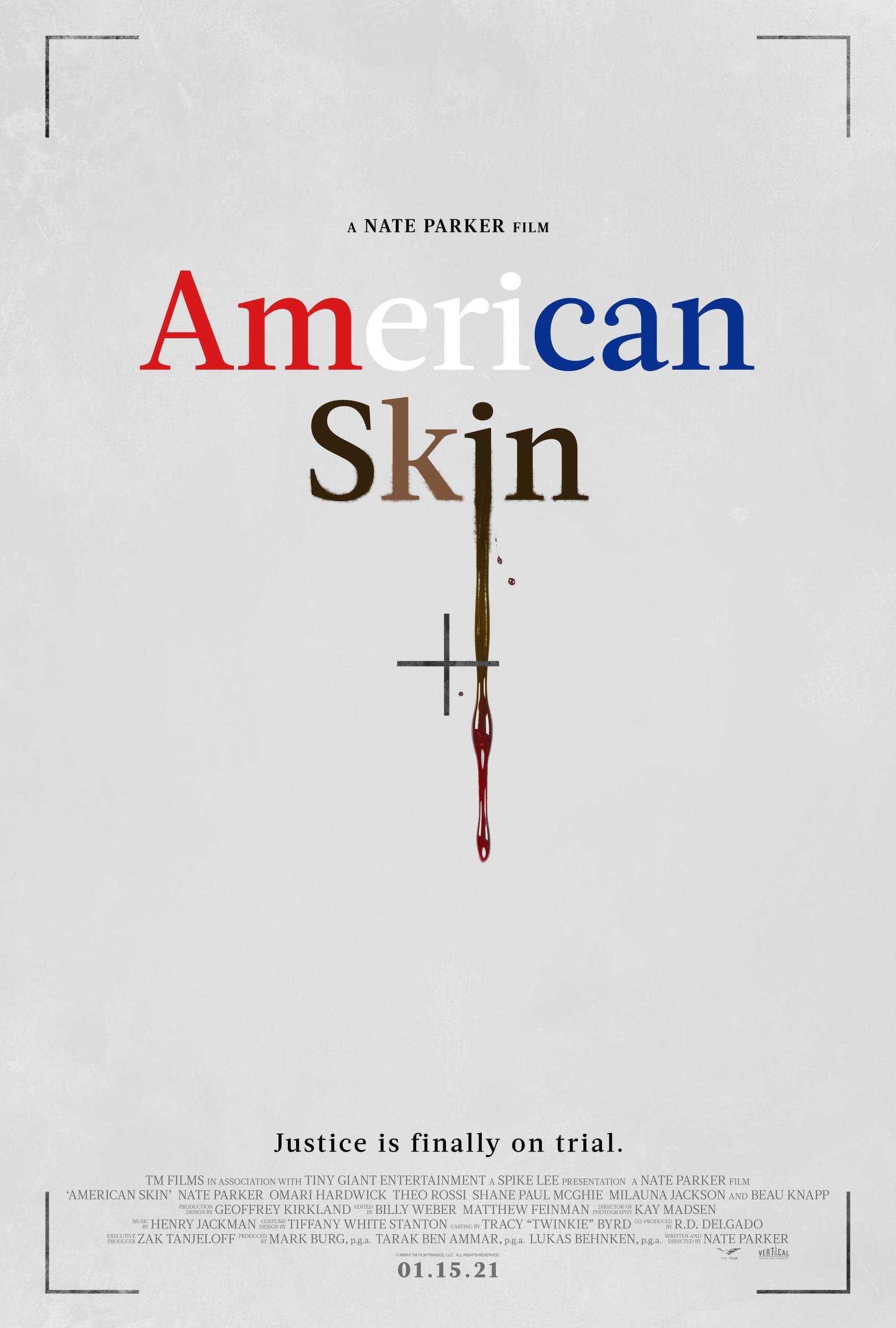 New Movie: Spike Lee's American Skin