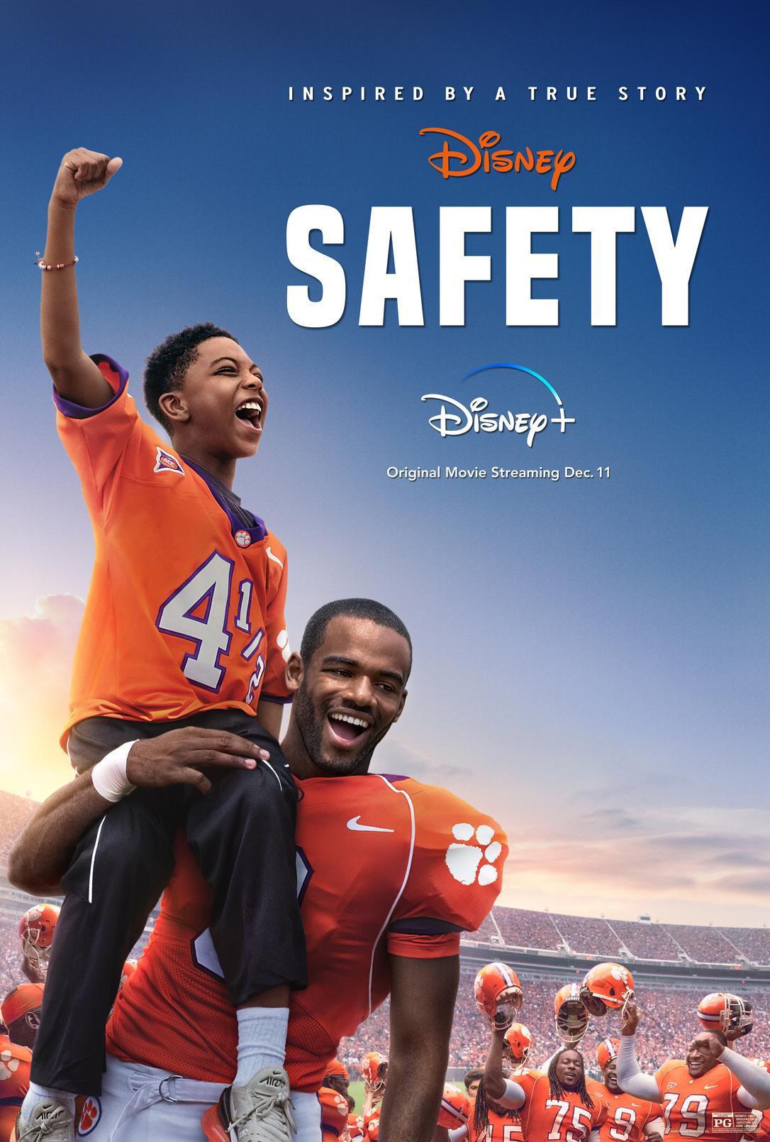 New Movie: Disney 'SAFETY'