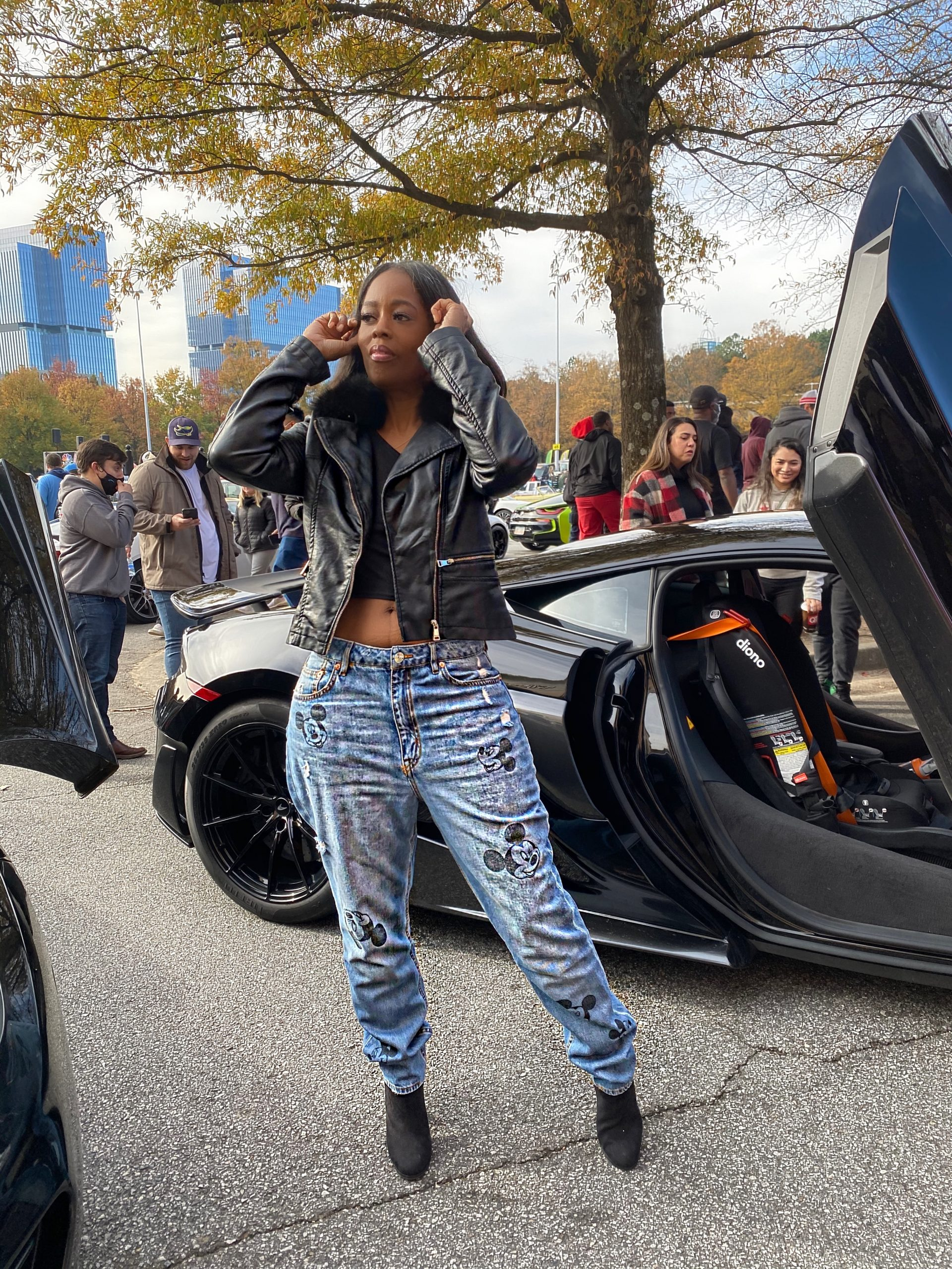 Caffeine And Octane Car Show In Atlanta