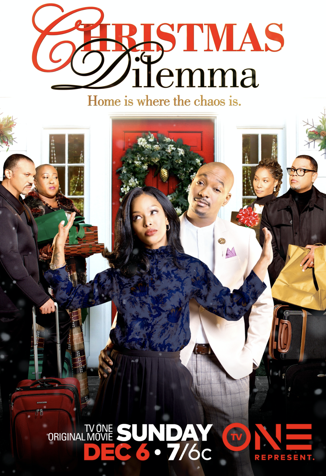 New Movie: Tv One's Christmas Dilemma