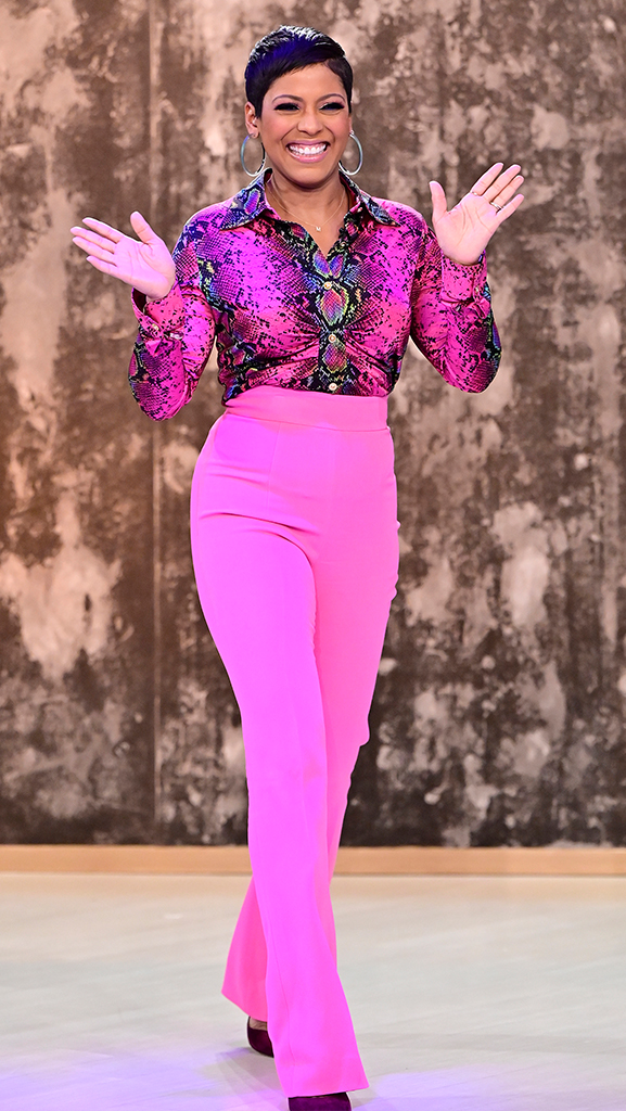 Wardrobe Breakdown: Tamron Hall On 'The Tamron Hall Show'