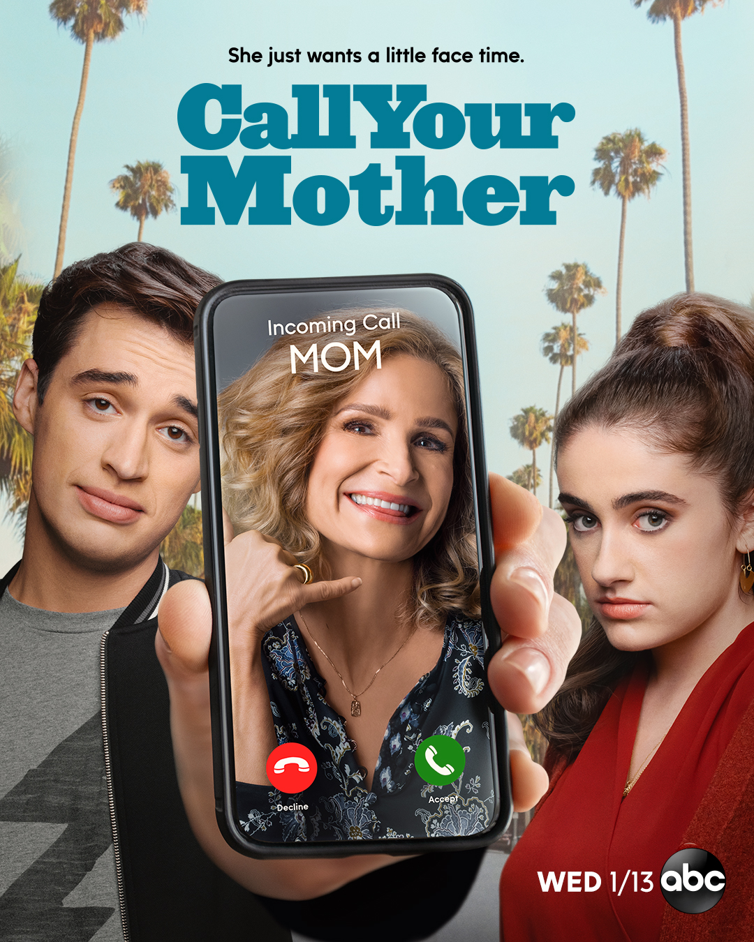 ABC's 'Call Your Mother' Virtual Premiere Event