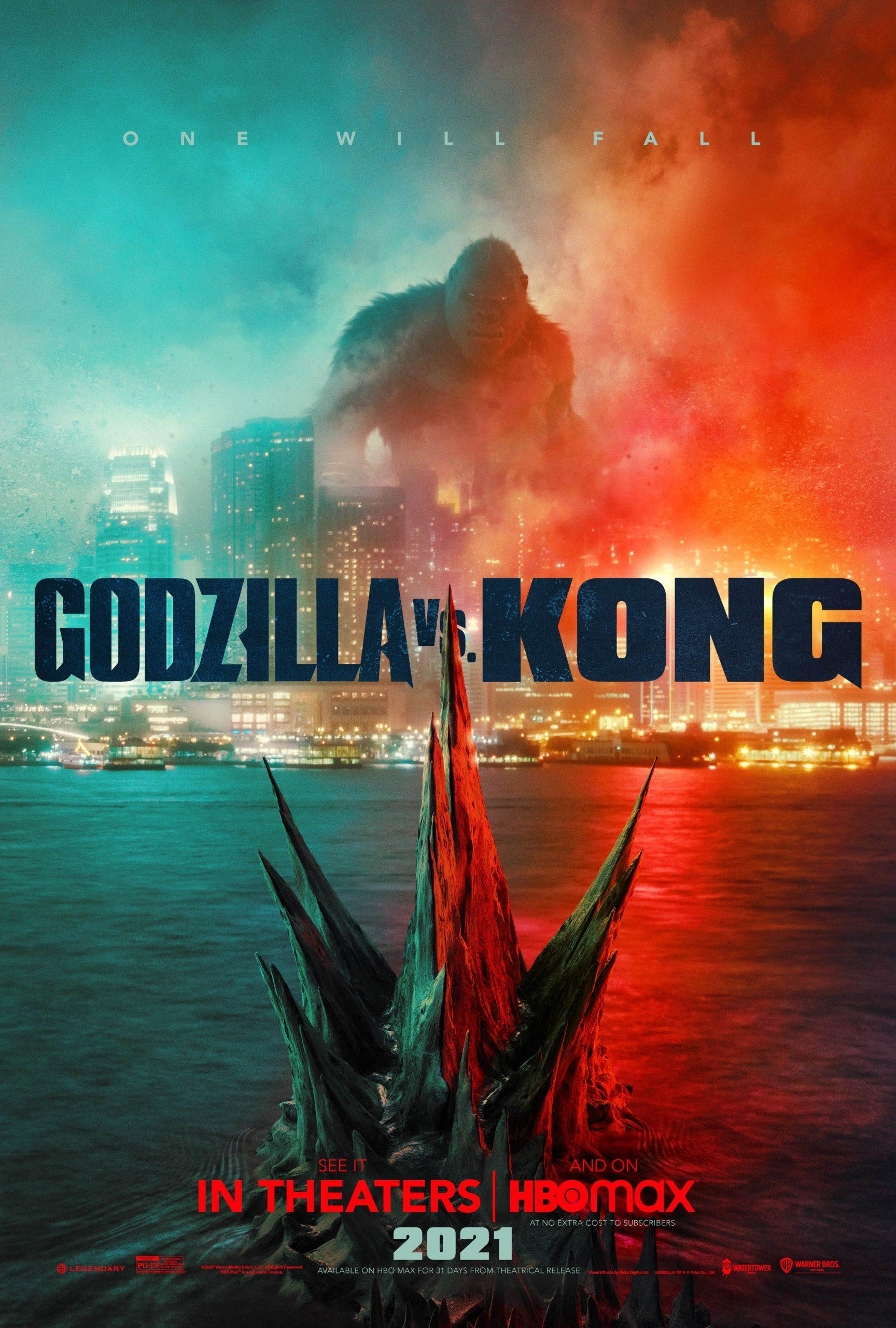New Movie: Godzilla Vs Kong