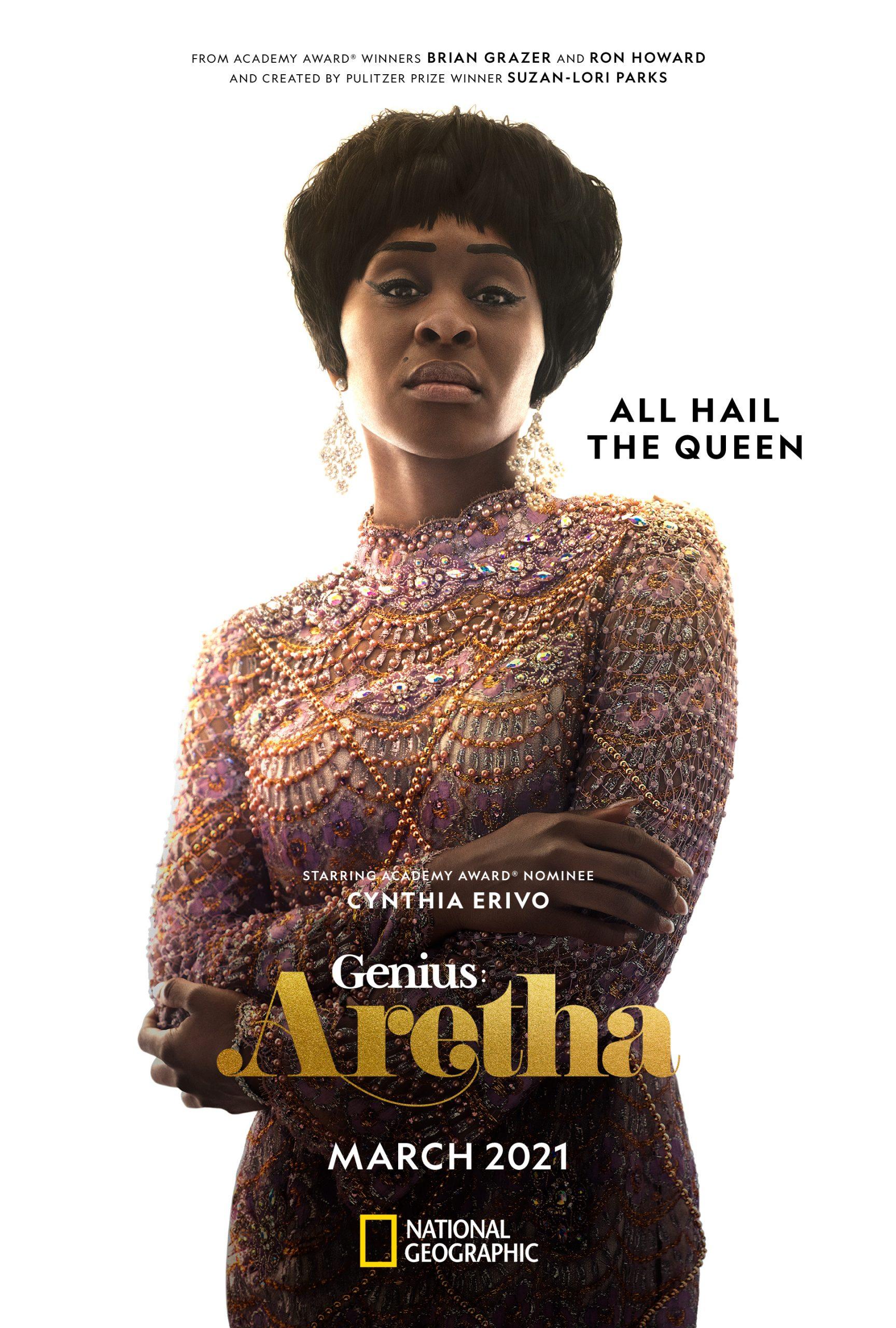 New Film: Genius Aretha