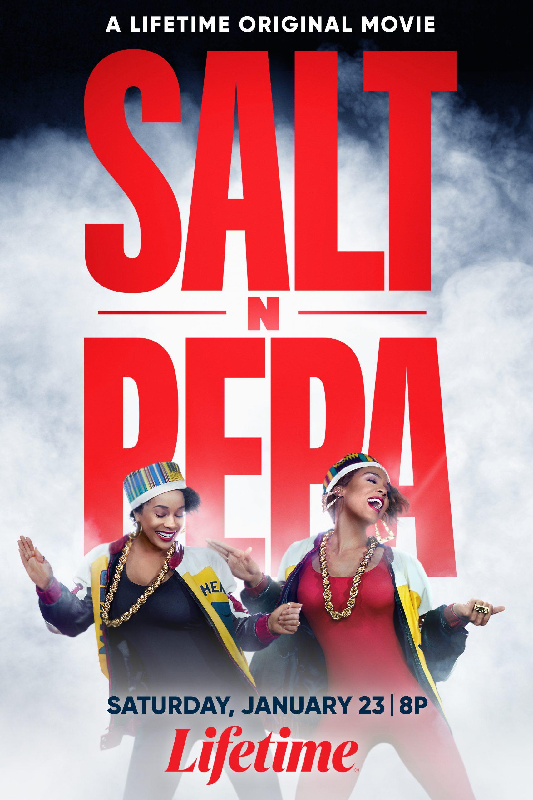 Salt-N-Pepa on Lifetime