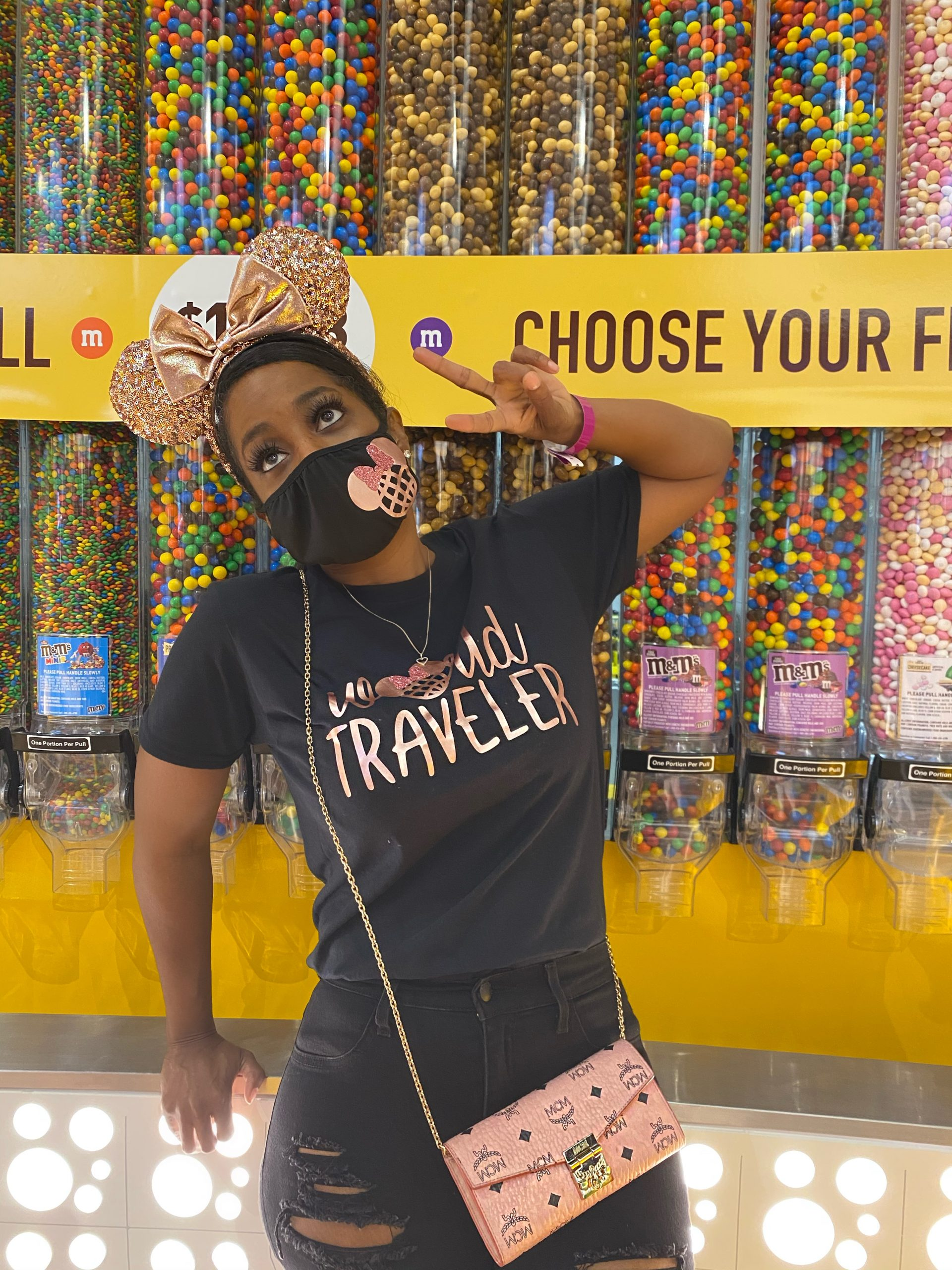 New M&M's Store Opens At Disney Springs In Orlando, Florida