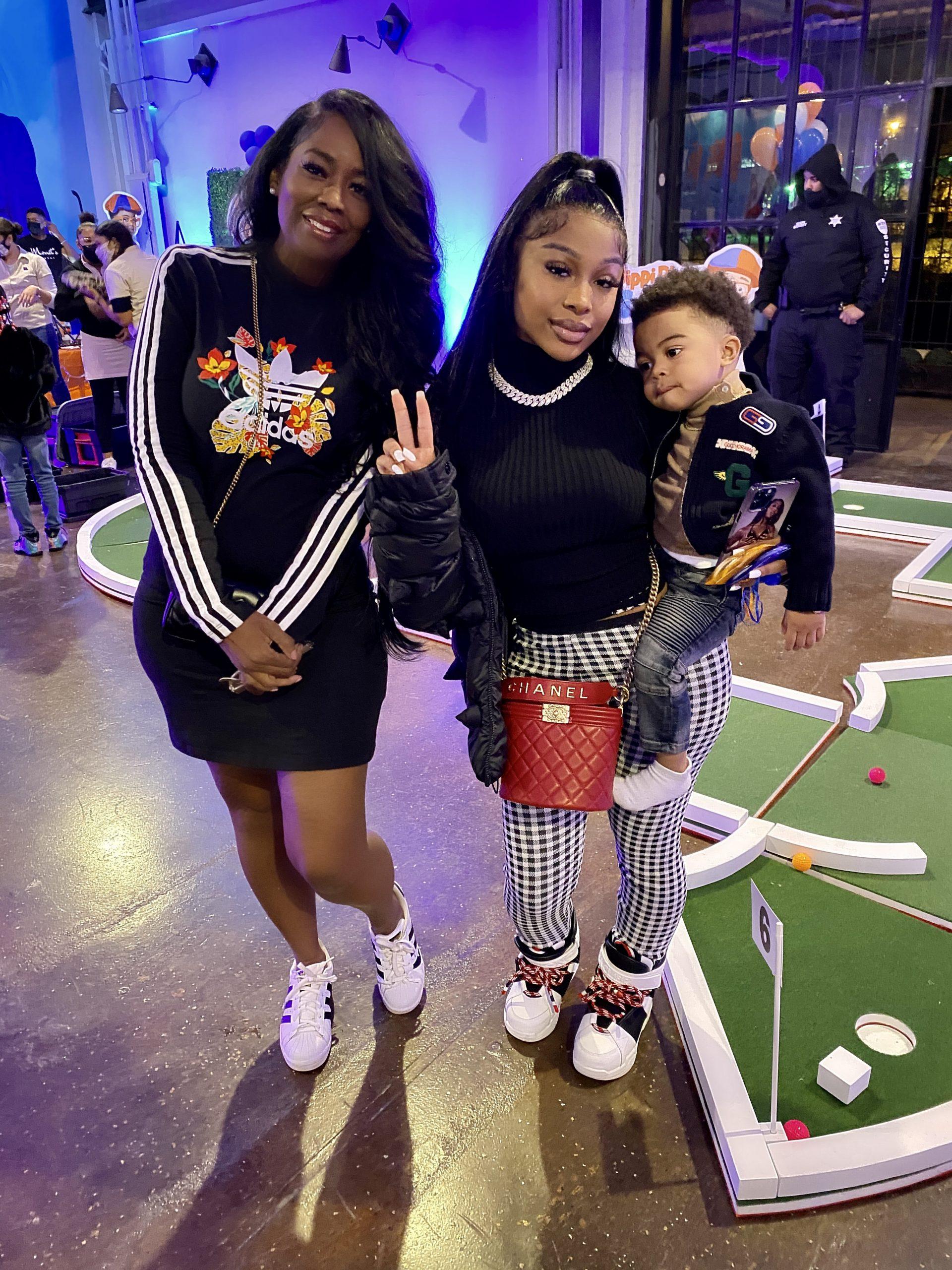 Rapper Lil Baby & Jayda's Son Loyal's 2nd Birthday Extravaganza!
