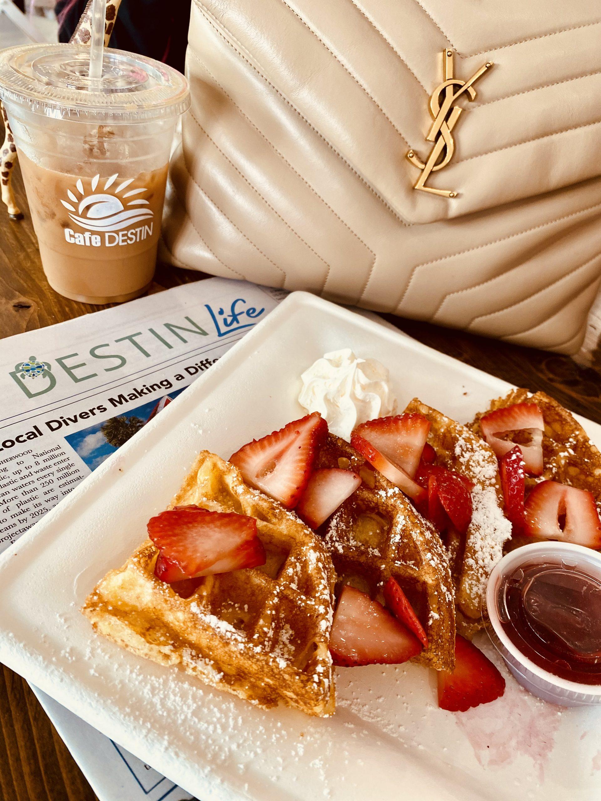 Great Breakfast Spot, Cafe Destin