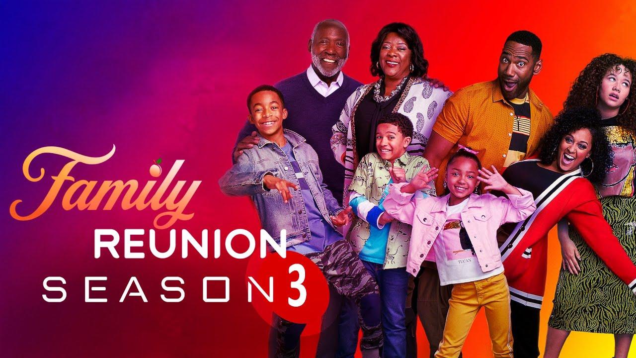 First Look: Netflix's 'Family Reunion' Part 3