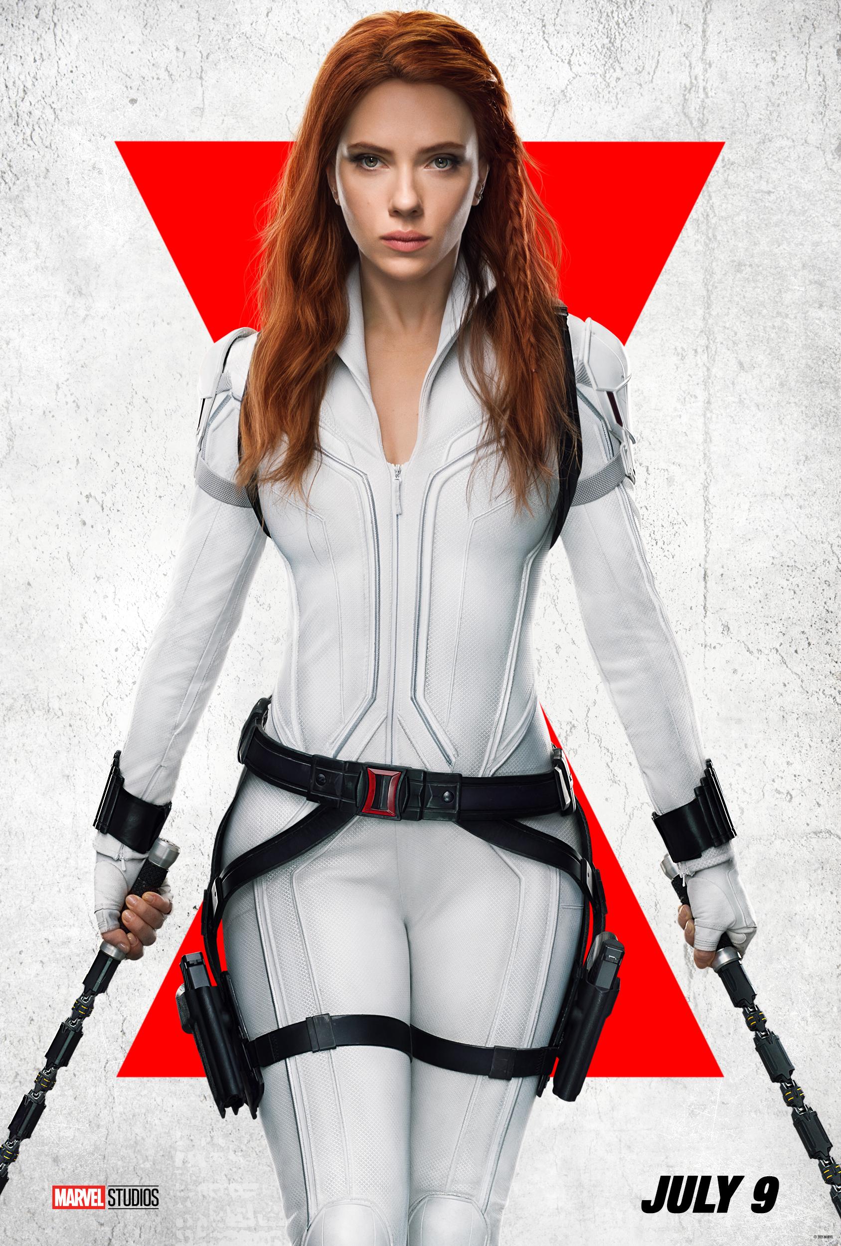 "Marvel Studios ""Black Widow"" New Trailer & Images"