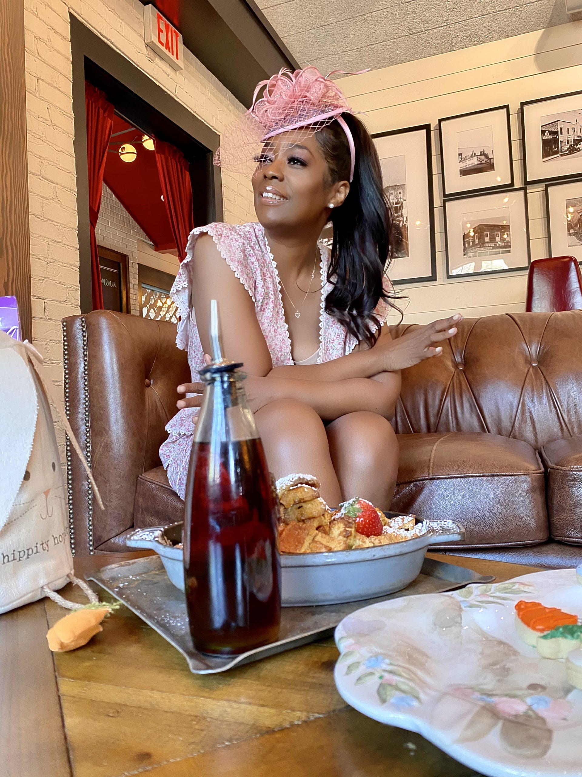 My Style: Sweet Ruffle Mini Dress