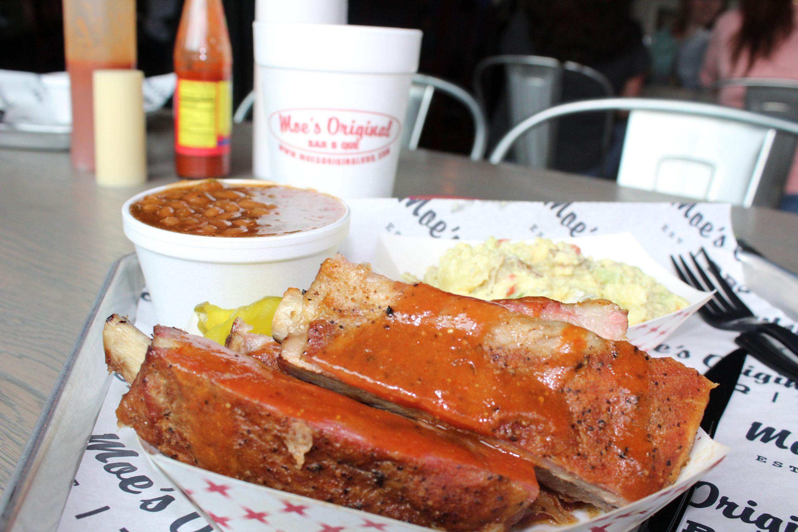 Moe's Original BBQ At Peachtree Corners
