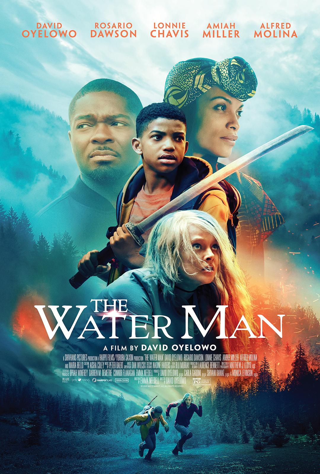 New Movie: 'The Water Man' Starring David Oyelowo, Rosario Dawson