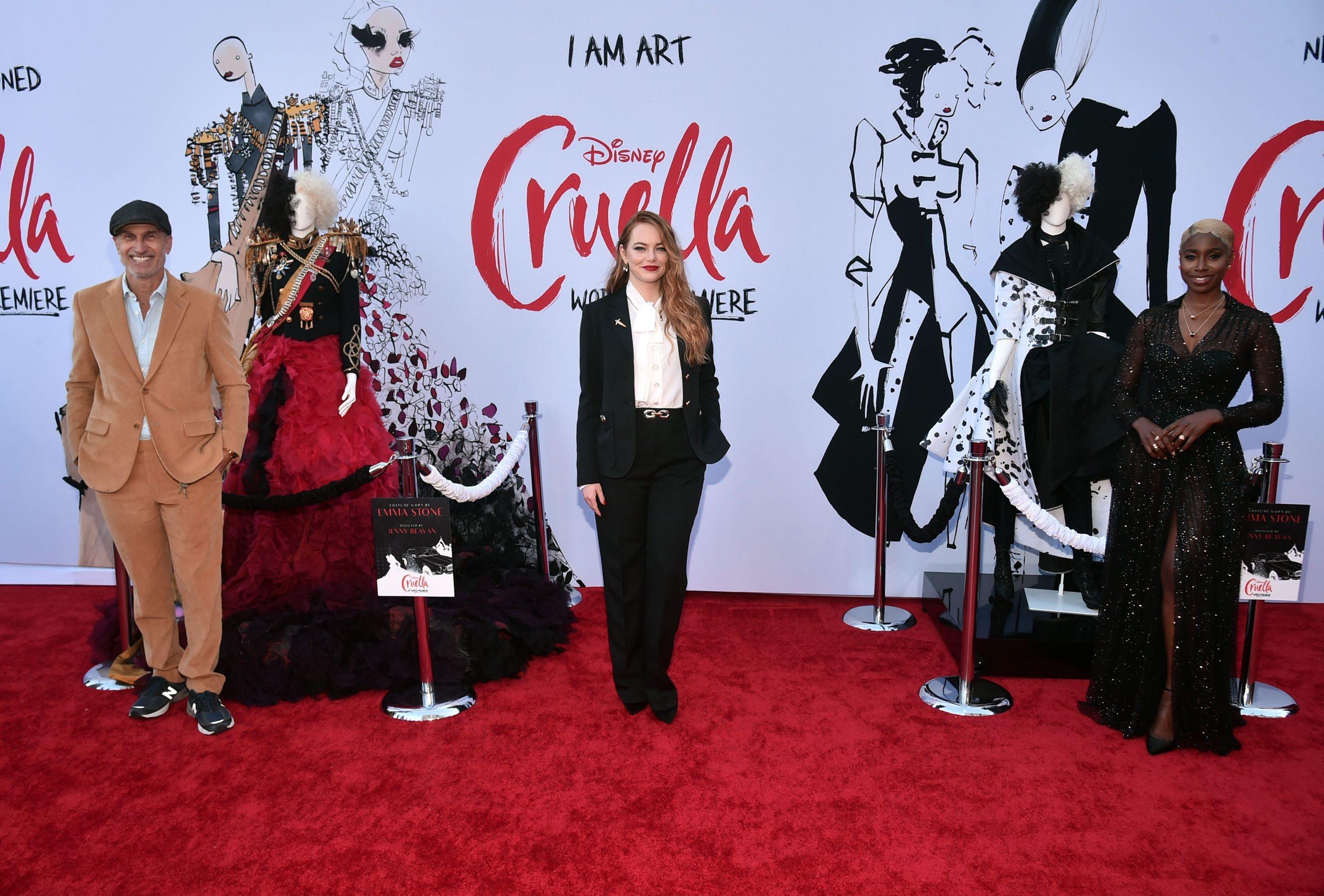 "Red Carpet Photos: ""CRUELLA"" WORLD PREMIERE"