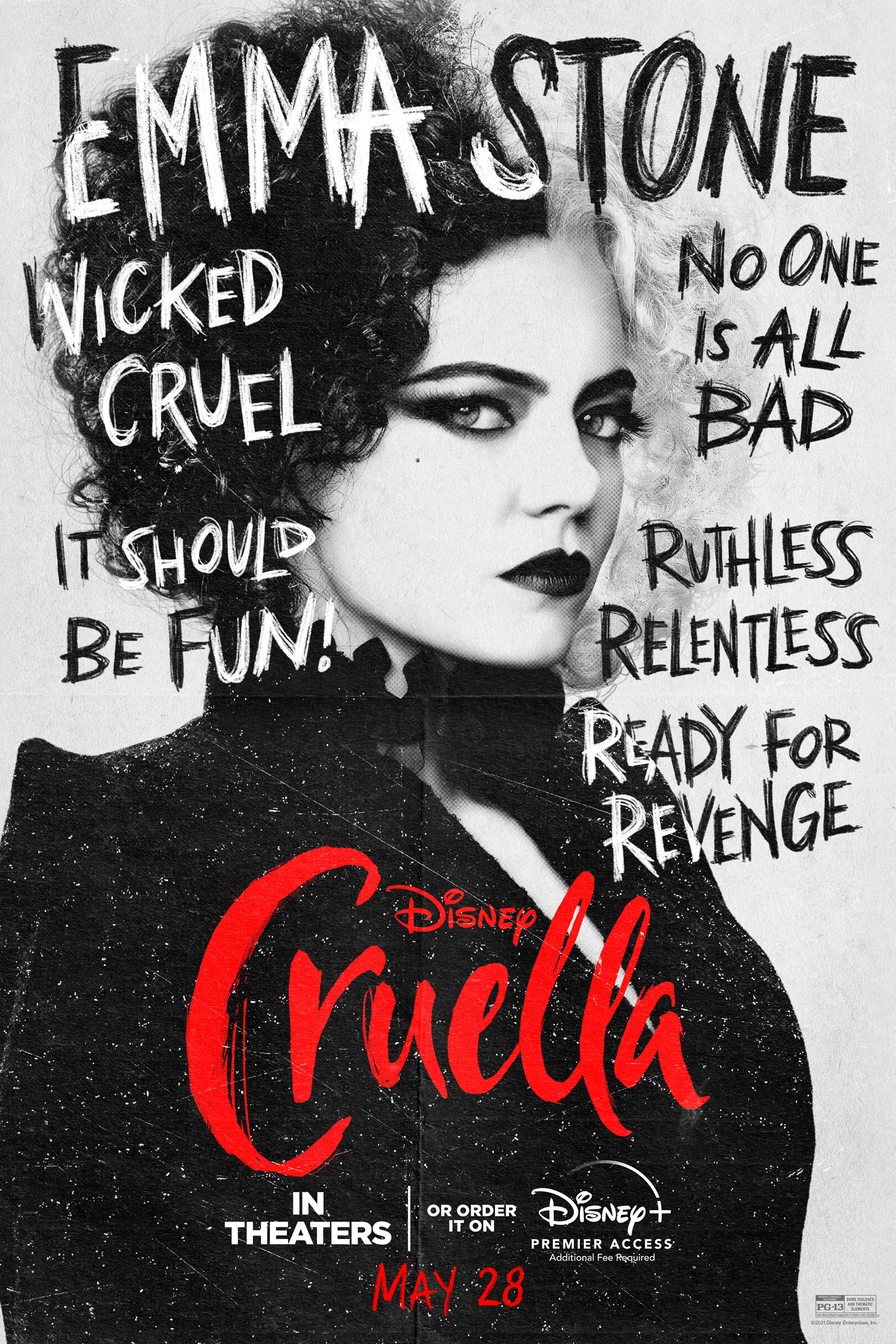 Featurette: Becoming Disney 'Cruella'