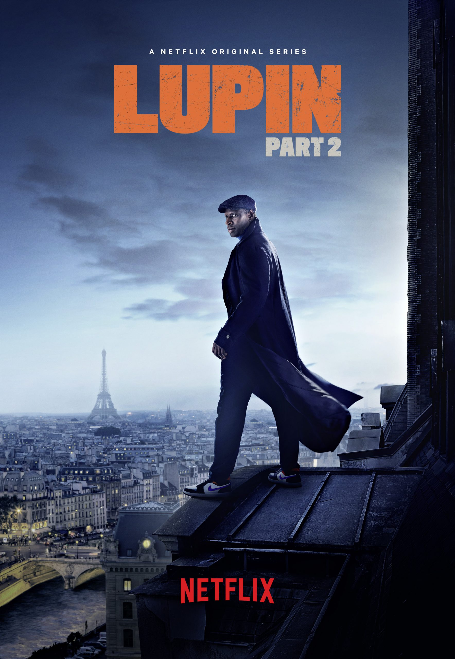 First Look: Netflix's Lupin Part 2 Starring Omar Sy