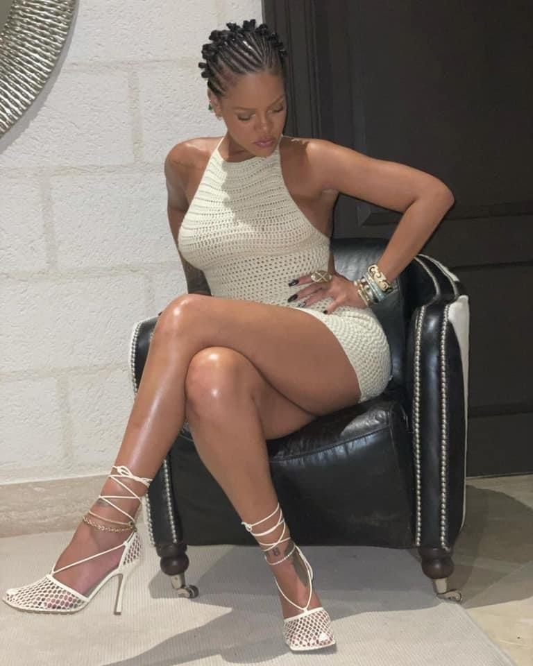 Wardrobe Breakdown: Rihanna On Instagram
