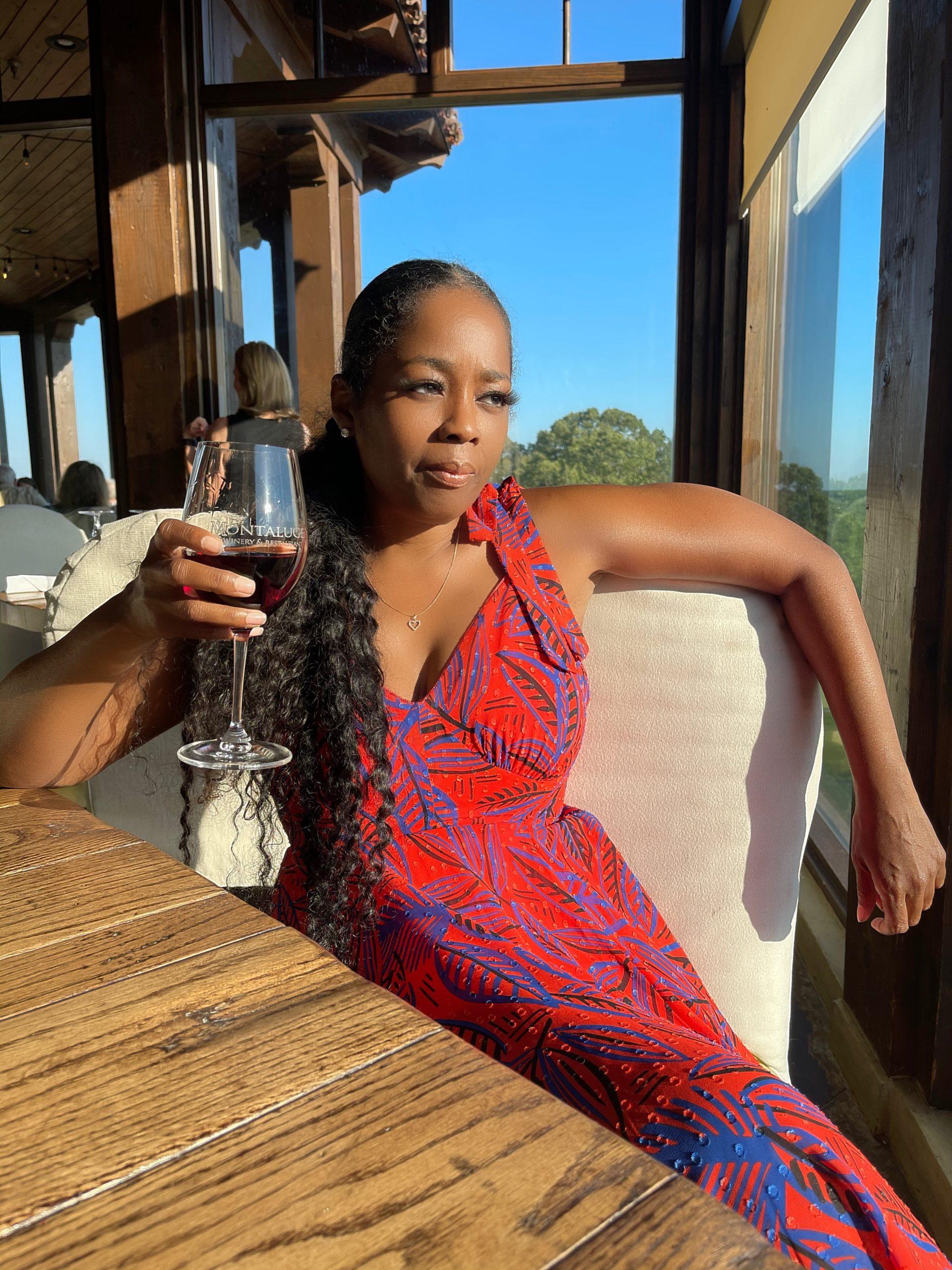 Feel Good Friday: Sunset Dinner At Montaluce Winery And Restaurant
