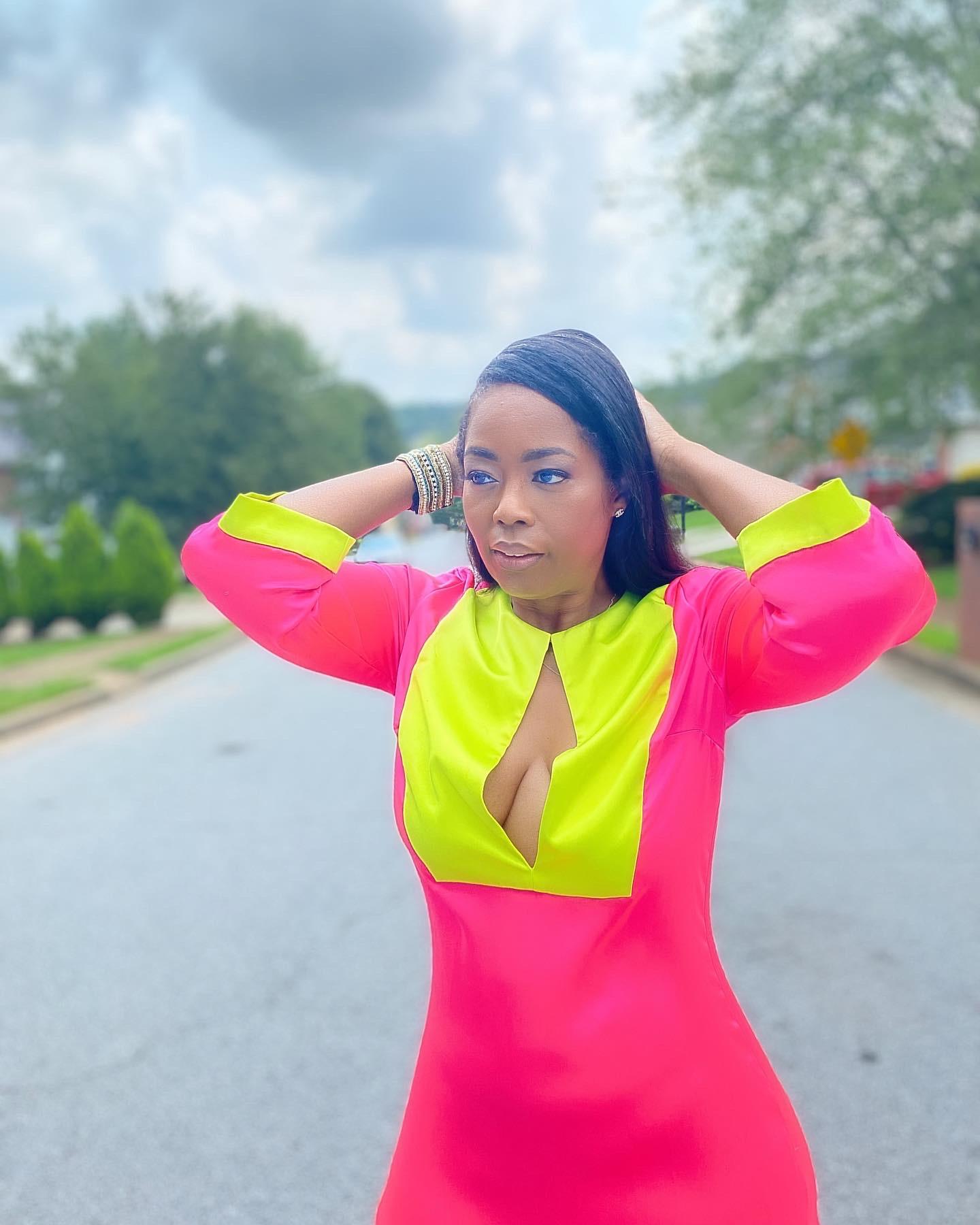 My Style: Misa Hylton For INC. Shirtdress