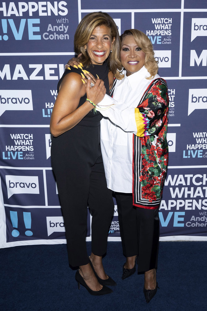 In Case You Missed It: Patti LaBelle And Hoda Kotb On 'Watch What Happens Live'