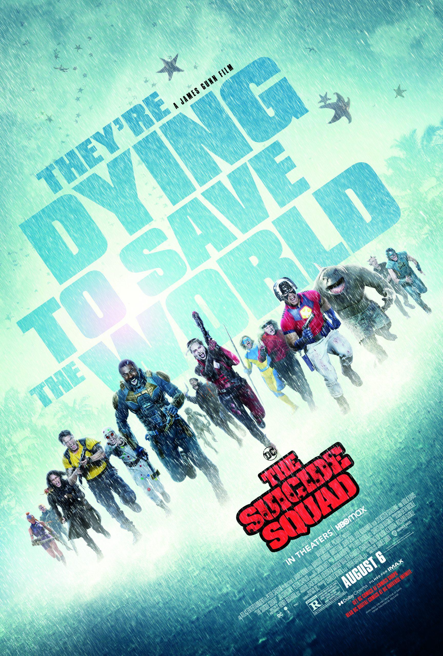 New Movie: The Suicide Squad Starring Idris Elba, John Cena