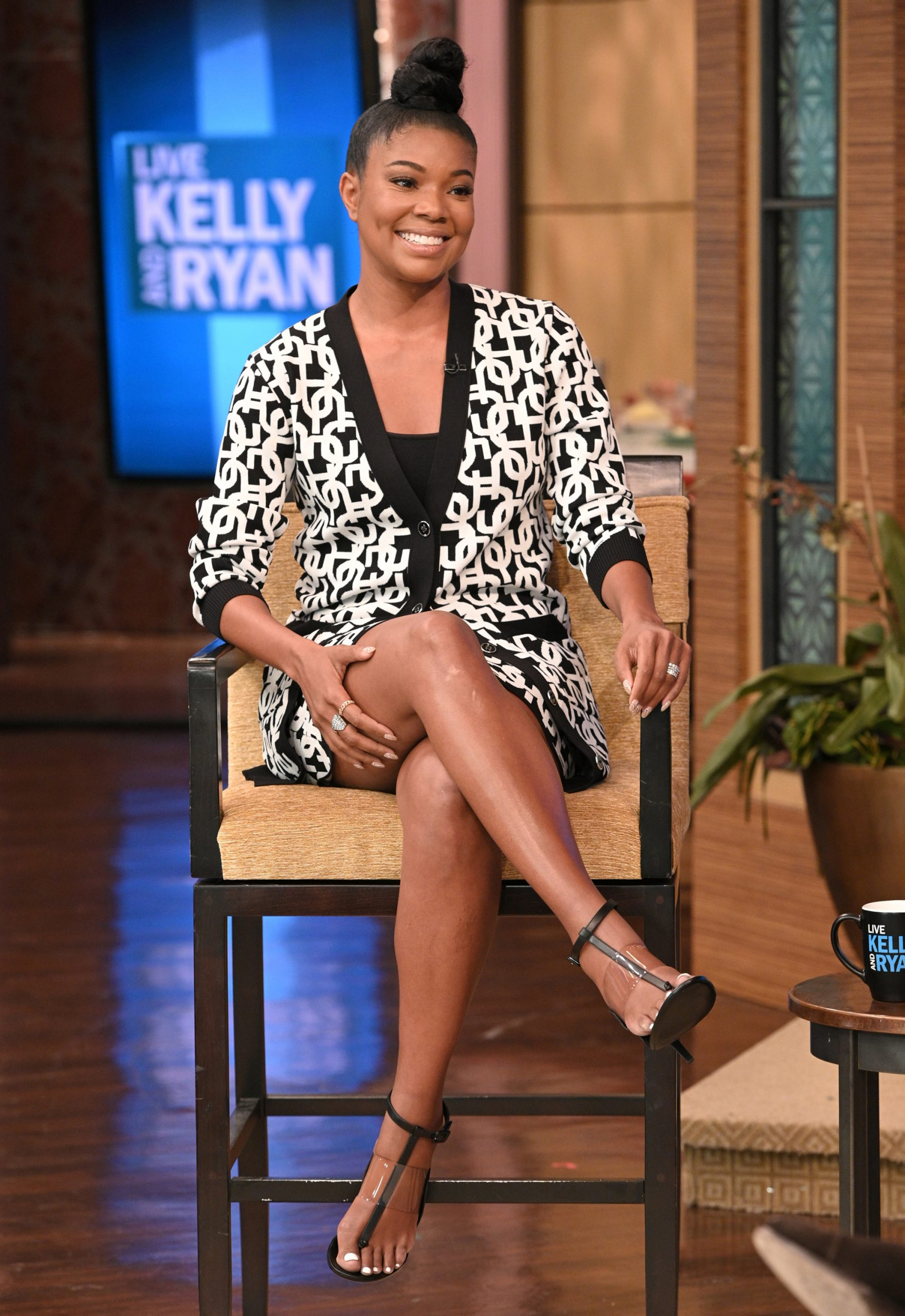 In Case You Missed It: Gabrielle Union On Live Kelly And Ryan