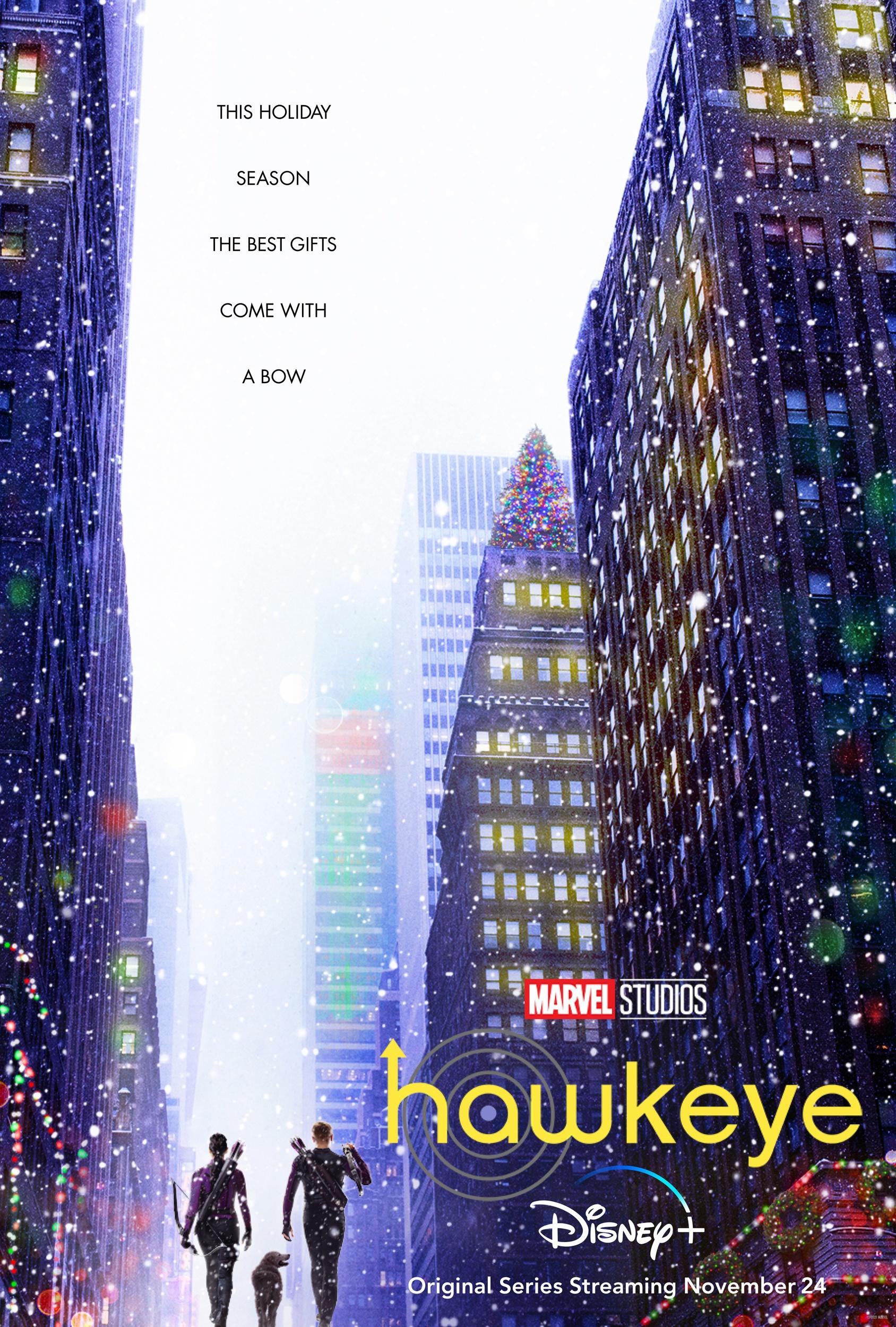 New Movie: Marvel Studios Hawkeye Starring Jeremey Renner