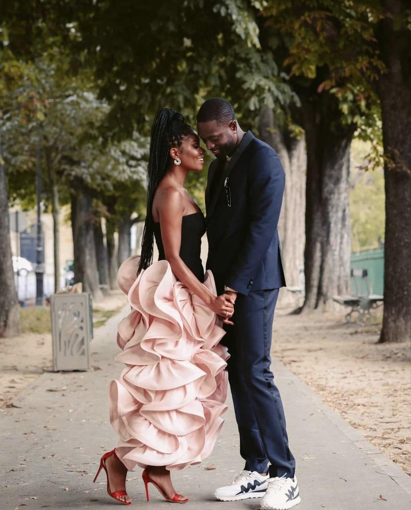 Wardrobe Breakdown: Gabrielle Union In Paris, France