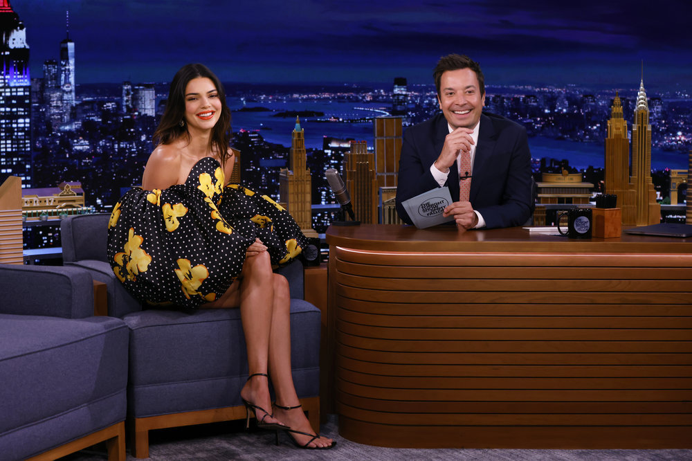 In Case You Missed It: Kendall Jenner On 'The Tonight Show Starring Jimmy Fallon'