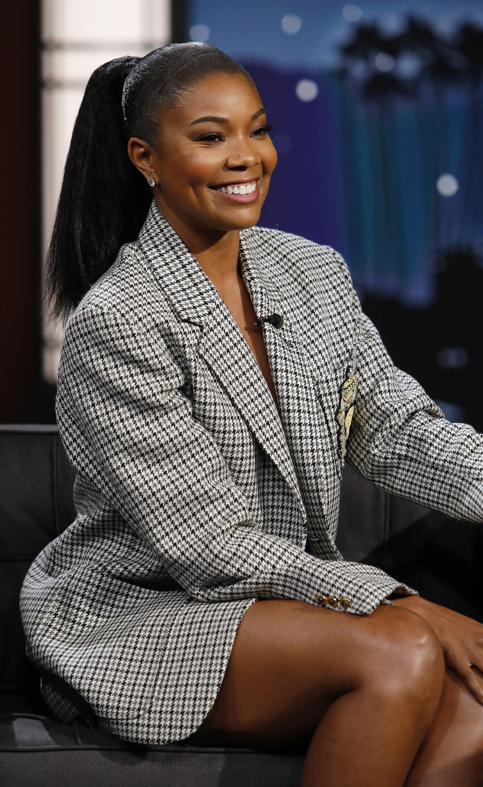 In Case You Missed It: Gabrielle Union On 'Jimmy Kimmel Live'