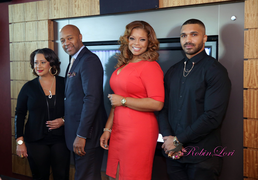 Press Reception For Tyler Perry's 'Haves & The Have Nots' & 'Love Thy Neighbor'