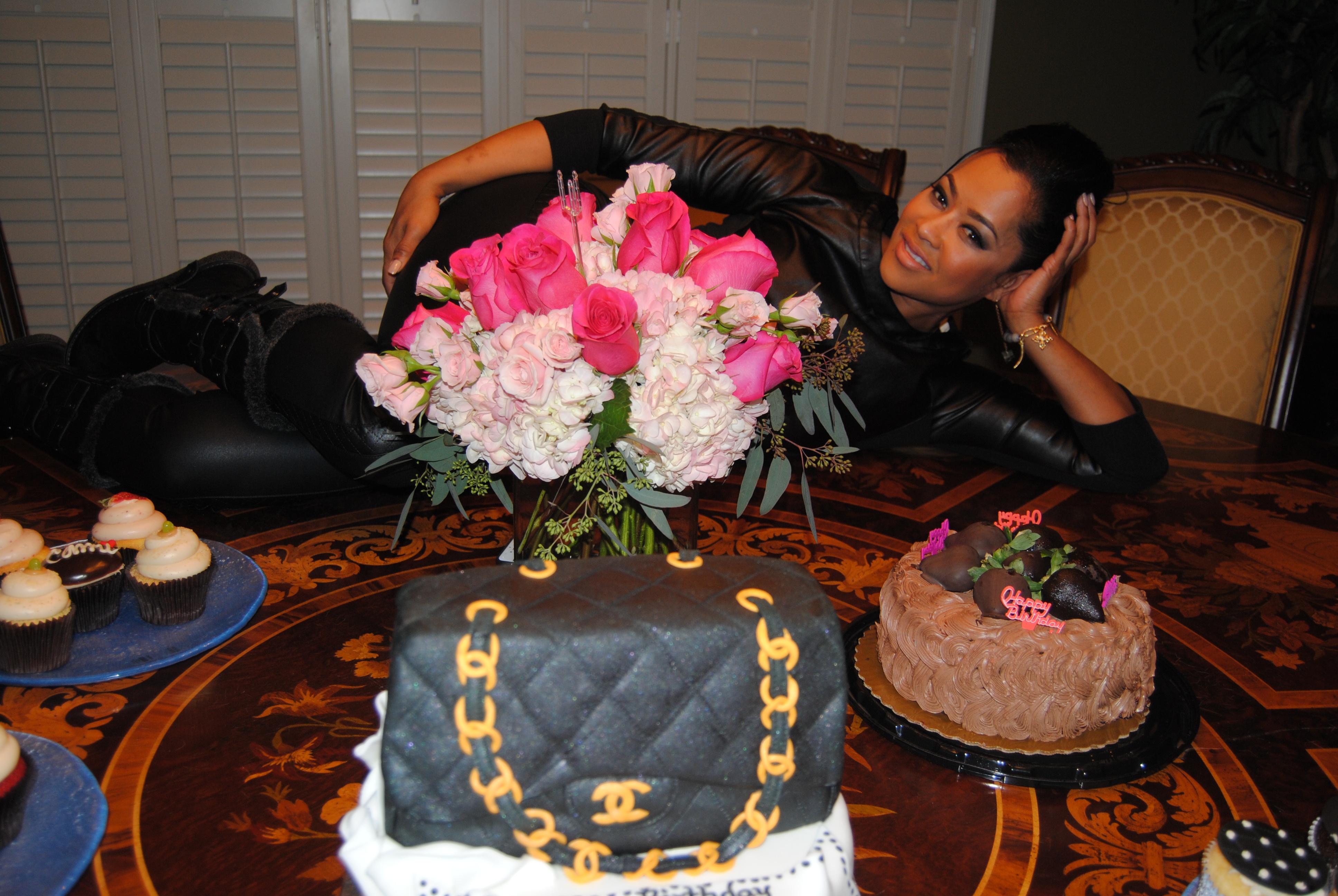 Lisa Wu Throws Good Ol' Fashion House/Slumber Party To Celebrate Her Birthday!