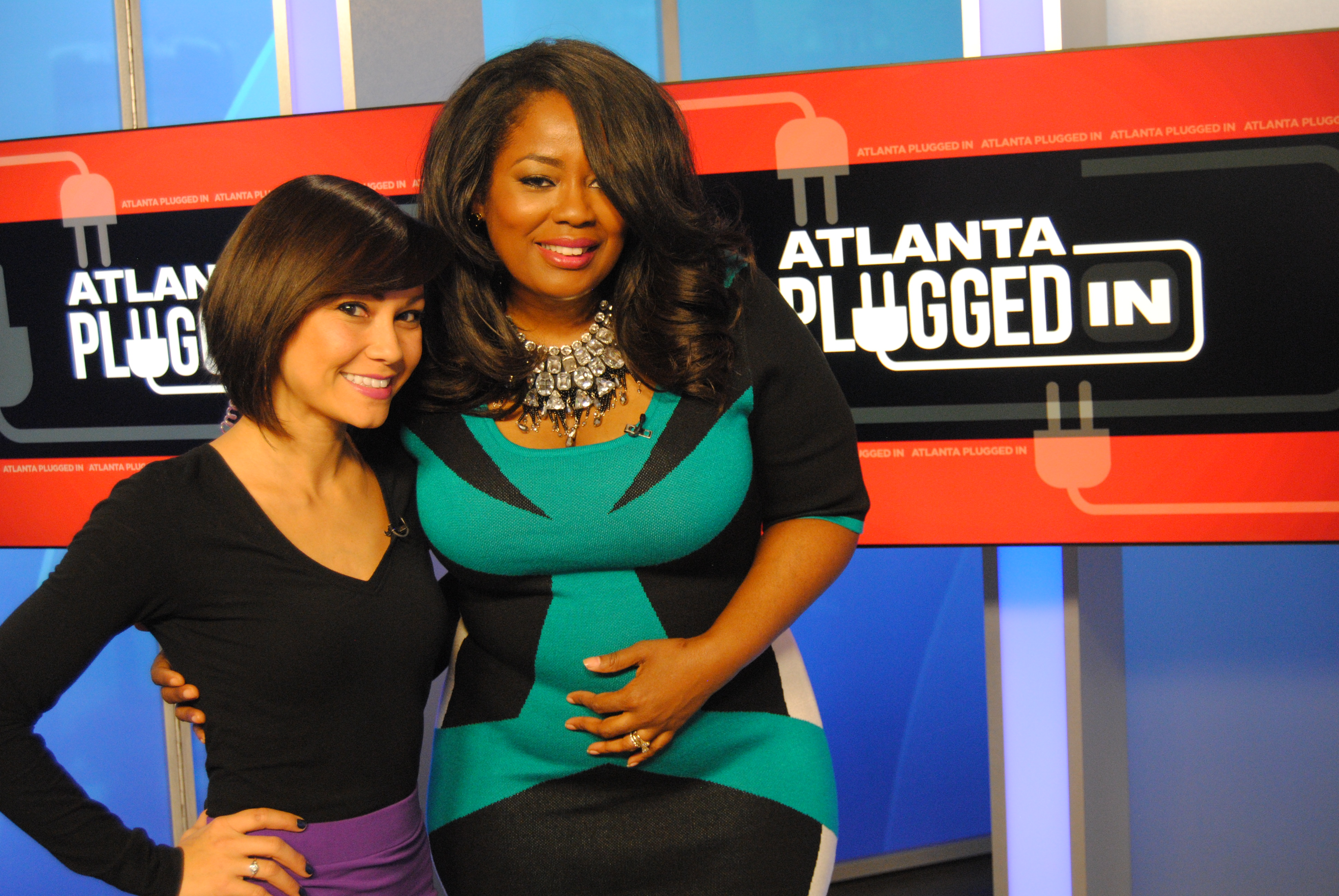 Recap: My Debut On New CBS 46 Lifestyle Show 'Atlanta Plugged In'