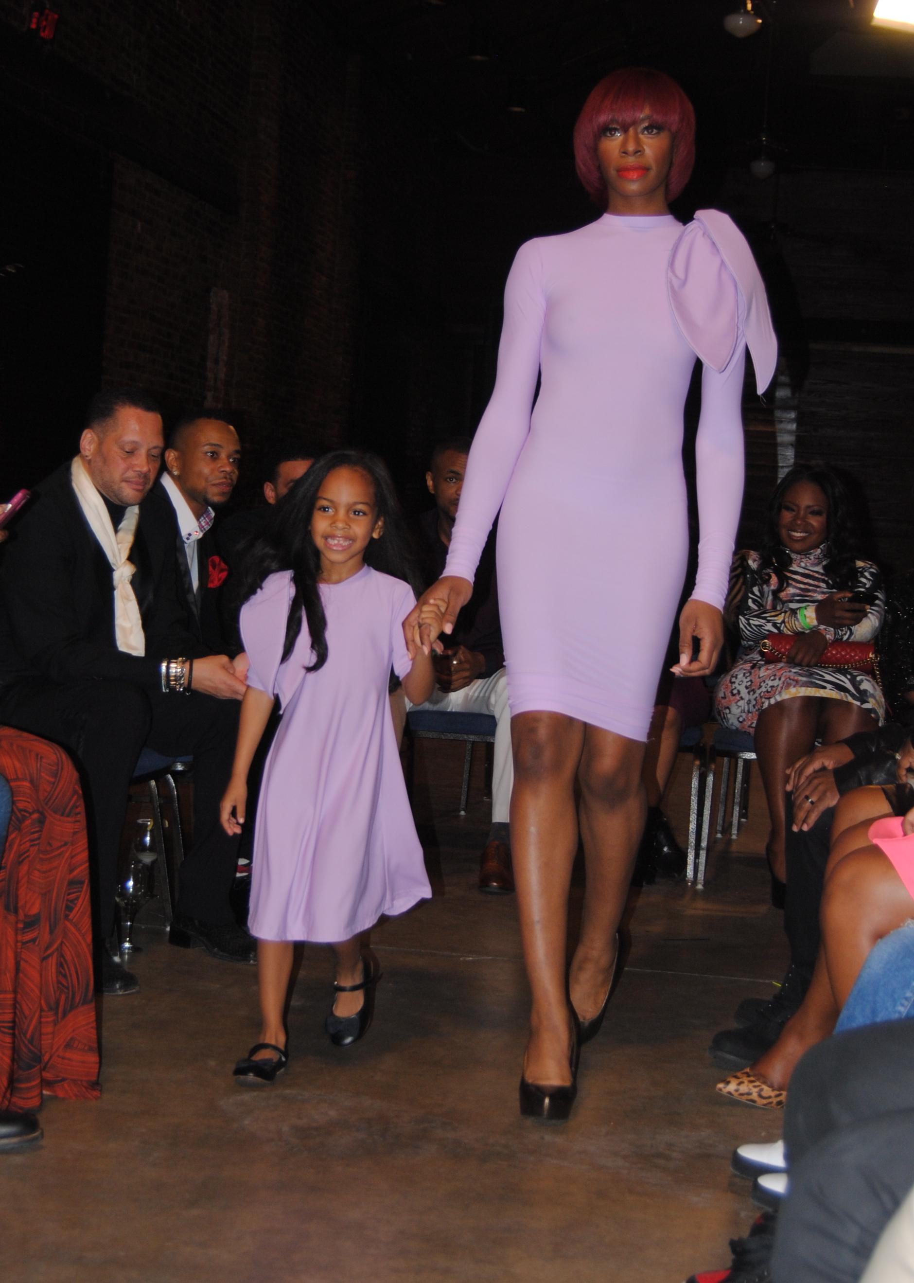 Pint-Sized Fashionistas Strut Their Stuff At House of Chapple Fashion Show!