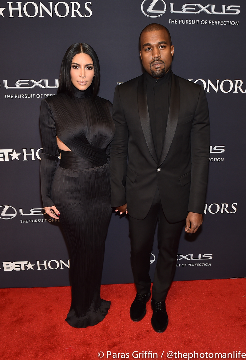 Red Carpet Arrivals: 2015 BET Honors
