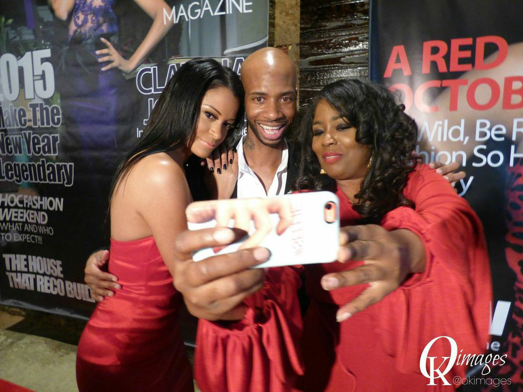 Red Carpet Arrivals: House of Chapple Becoming Legendary All American Fashion Show